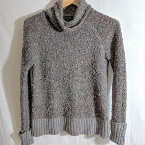 Rachel Zoe Nubby Knit Turtleneck Sweater
